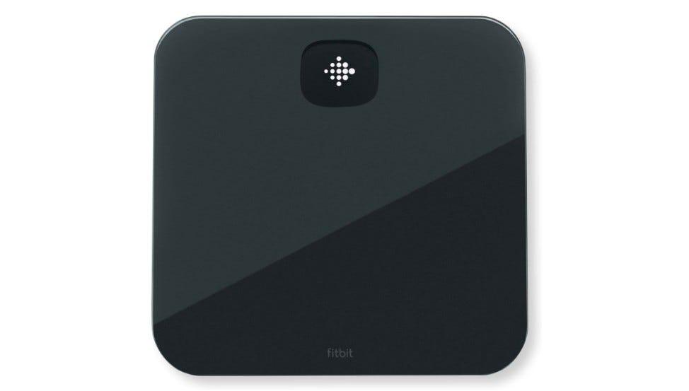 A Fitbit Aria Air intelligens mérleg.