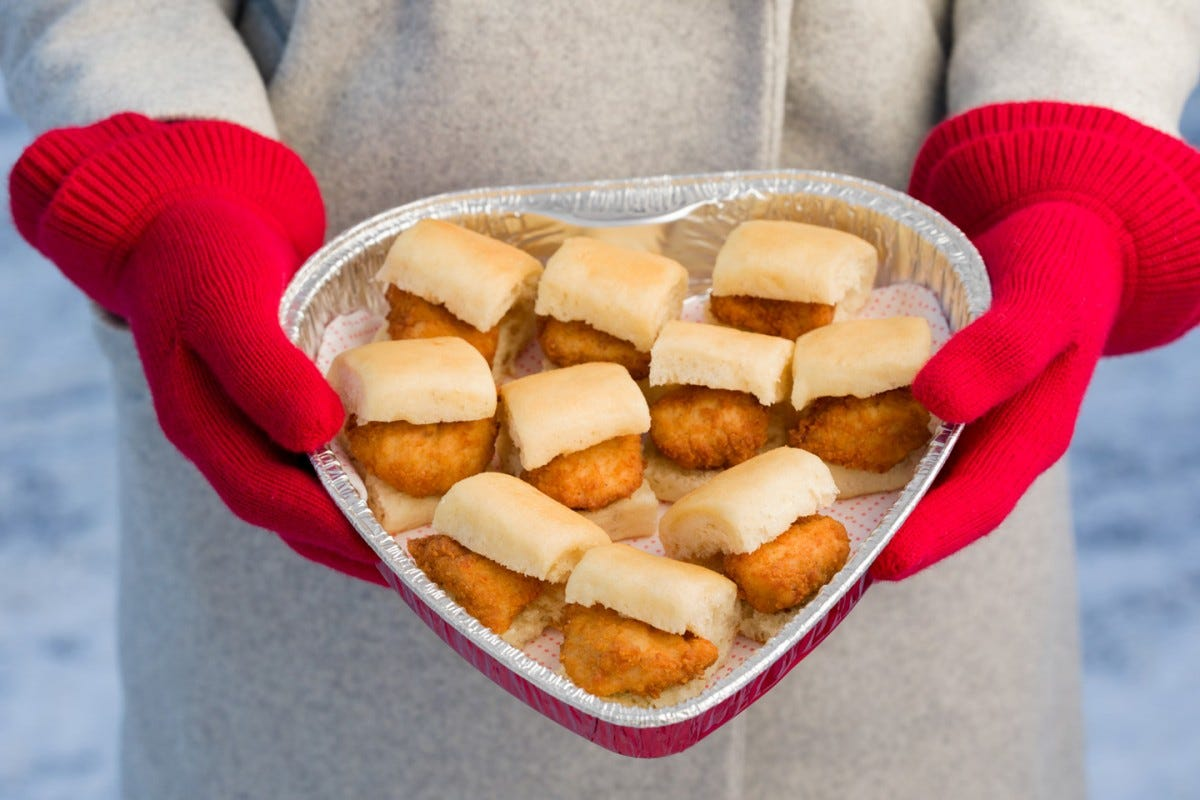 chick-fil-a nuggets