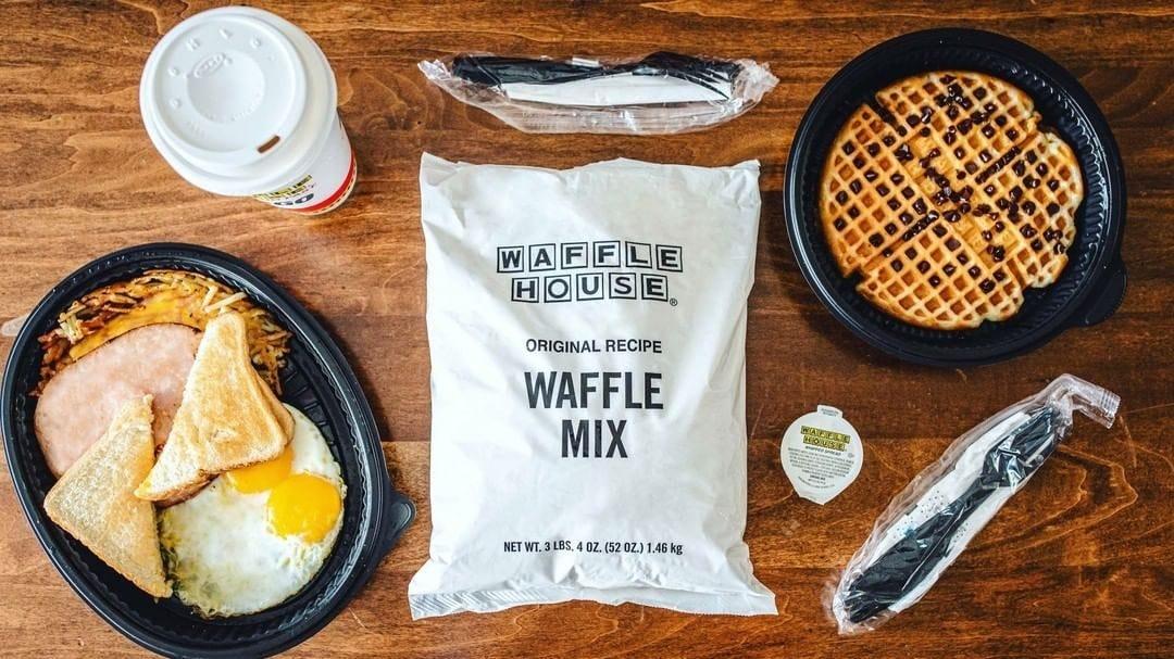 Waffle House Waffle Mix